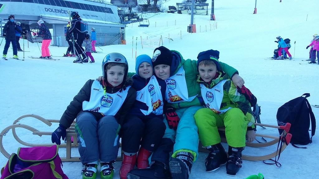Zimski športni dan 3. in 4. razreda